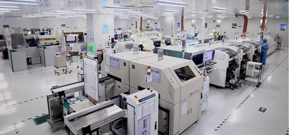 SMT Assembly Facilities